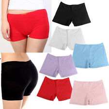 Belly Dance Costume Cotton Safety Underwear Gym Yoga Short Pants Tight Leggings