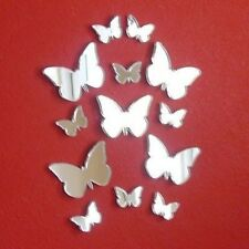 Decorative Mini Butterfly Mirrors