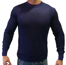 Hugo Boss Men's Dark Blue Sweater.Size M XL 3XL