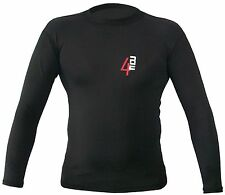 Rash Guard Long Sleeve Compression Body Sports Top Sailing Surfing MMA Gym RRG1