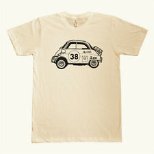 BMW Isetta 300 Graphic printed on Men's American Apparel T-shirt
