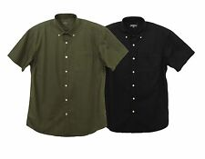 Mens short sleeve shirt 100% cotton