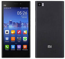 "Xiaomi Mi3 M3 5"" Screen Android 4.4 Quad Core 2.3GHz 2G RAM 3G GPS Smartphone"
