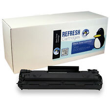 REMANUFACTURED CANON 728 BLACK LASER TONER PRINTER CARTRIDGE (3500B002AA)