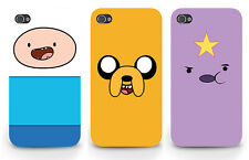 Adventure Time With Finn And Jake Character IPhone 5C Hard Case