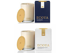 Ecoya- Limited Edition Madison Candle- Choose Scent- Winterberries/ Blue Cypress