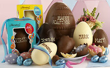 Thorntons Chocolate Easter Eggs - with names iced on request