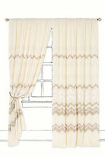 "New Anthropologie  Kinematic Curtain 63"" - 108"""