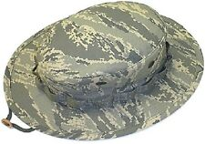 Mil Issue Tactical USAF Tiger Stripe Camouflage Boonie Hat Govt Contractor 953