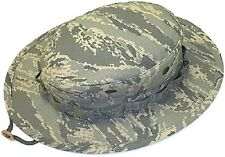 Issue USAF Tiger Stripe Camouflage Boonie Hat Rip-Stop Govt Contractor 953 RS