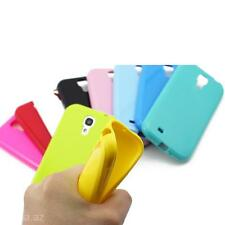 AntiScratch Soft Glossy TPU Silicone Gel Cover Case Skin for Galaxy S4 SIV i9500
