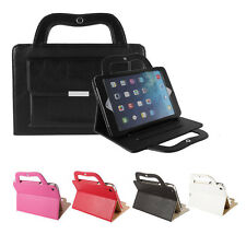 New PU Leather Portable Stand Case Cover Hand Bag Pouch for iPad Mini Air 2/3/4