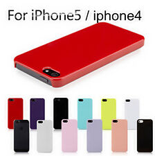 SALE!Multicolor Ultra Slim Case Cover For Apple iPhone 4/4S 5/5S Protective Case