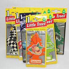 ( 1 Packs)- Little Trees Hanging Car and Home Air Freshener