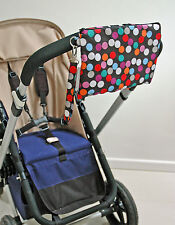 Prampocket buggy bag Mothercare Spin Orb My3 Urban Detour iCandy Peach Blossom