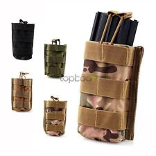 Tactical Molle Assault Gear Single AR 5.56/.223 M4 Open Top Magazine Pouch Mag