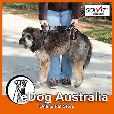 Solvit carelift lifting harness mobility for injured invalid older pets