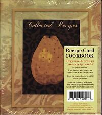 Recipe Keeper Collected Recipes * Various Designs 2-Ring Binder by Meadowsweet