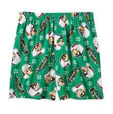 National Lampoon's Christmas Vacation Mens Green Griswold Boxers Collectors Tin