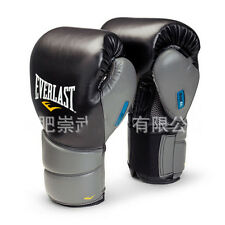 New Hot Everlast Pro Style Boxing Training Gloves Free Combat Fighting Gloves