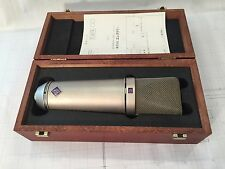 Neumann U87 AI-SET Condenser Wired Professional Microphone