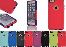 New Commuter Generic Hybrid Case Cover For APPLE IPHONE 6 4.7 / 6 Plus 5.5