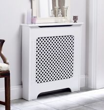 Classic Radiator Cabinet/Cover White Fully Finished & Unfinished - All Sizes