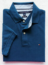New Tommy Hilfiger Men's Short Sleeve Solid Polo Size S, L