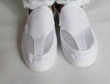 White Anti Static Shoes ESD Breathable Shoes Work Clean Shoes Sterile Shoes