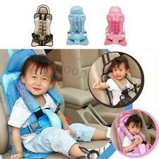 NEW PORTABLE BABY CHILD INFANT CAR SAFETY SEAT BELT COVER HARNESS FOR GROUP