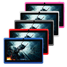 "7"" 7 inch Google Tablet PC 4GB Quad-Core Camera Android 4.4 Bluetooth WI-FI M3"