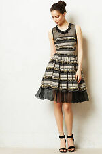 NWT $448 Anthropologie Coco Mesh Dress by Tracy Reese Size 2 or 4