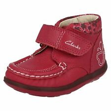Clarks Girls Ankle Boots Alana Fay