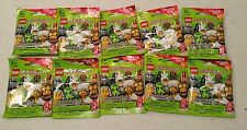 Lego Minifigures Series 13 (10) Blind Mystery Sealed Packs NEW