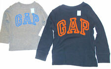 Gap Infant/Toddler Boys Thermal Long Sleeve Shirts Various Colors & Sizes NWT