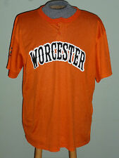 Worcester Tornadoes Authentic Game Worn Mesh Jersey Can-Am League #23 Size XL