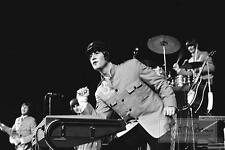 JOHN LENNON The Beatles PAUL McCARTNEY 1965 Concert LIMITED EDITION Photograph