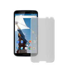Clear Glossy LCD Screen Protector Cover Film for Motorola Google Nexus 6