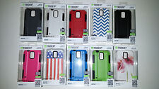 Samsung Galaxy S5  Case Trident Aegis Dual Layer Protections (Mul Colors Avail)
