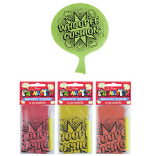 1-50 Whoopee Whoopie Cushion Kids Party Goody Bag Filler Toy Prize Wedding Loot