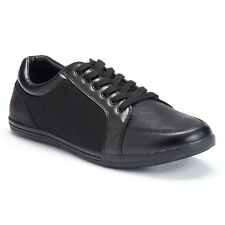 $99 NIB Men's Rock & Republic  Dress Oxford Mason  Lace Up Shoes Black