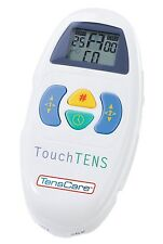 TensCare Touch TENS Pain Relief Machine - High Quality Dual Channel TENS Mach...