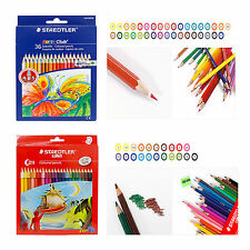 Staedtler  Noris Club 24 36 Coloured Pencils Color Coloring Drawing Sketching