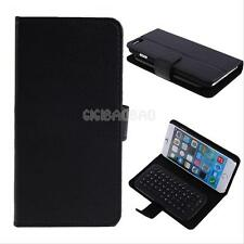 Bluetooth Ultra Thin Slide Keyboard Case Cover Shell For Apple iPhone 6 6 Plus