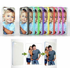 Personalised Custom Printed Phone Cases for Iphone 5/5s,4/4s,5c 6 and samsung S5