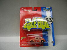 Johnny Lightning Hollywood On Wheels Dirty Herbie The Love Bug White