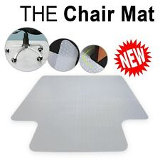 Office Chair Mat Protect Wear Tear Hardwood Floors Home Tile Computer Desk NEW