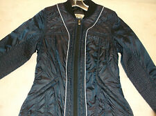 Harley-davidson Women's Tailored nylon jacket 97526-12VW blue metallic