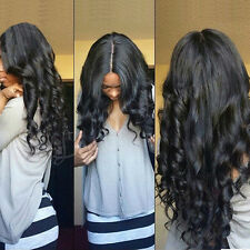 Soft Brazilian Human Hair Remy Loose Wave 4 Colors Lace Front /Full lace Wigs