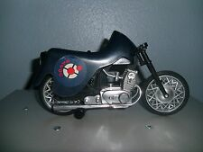 Toy Motorbike for Havoc Super Agent (doll not included).